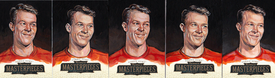2011-Upper-Deck-Parkhurst-Champions-Masterpiece-Painted-Gordie-Howe