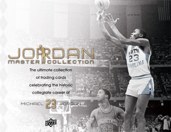 2013 Michael-Jordan UNC Master Collection