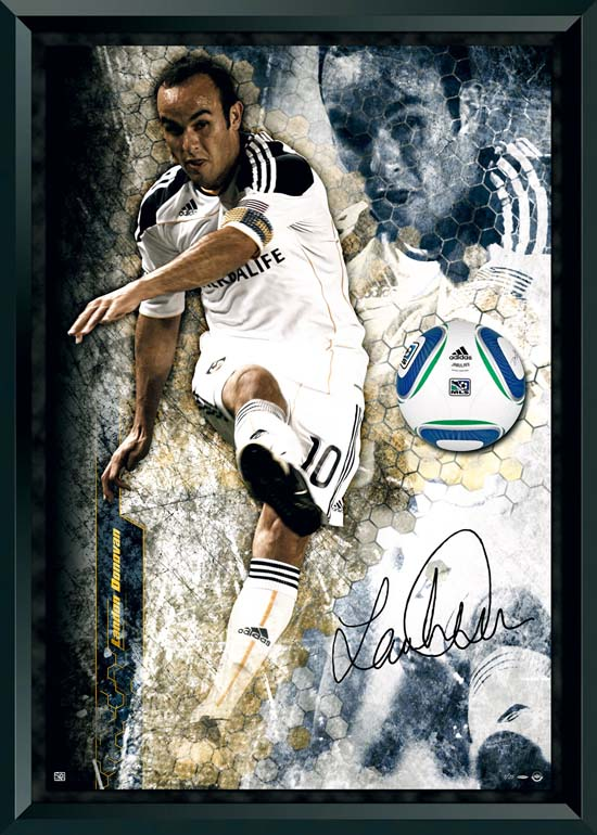 Landon-Donovan-Signed-Breaking-Through