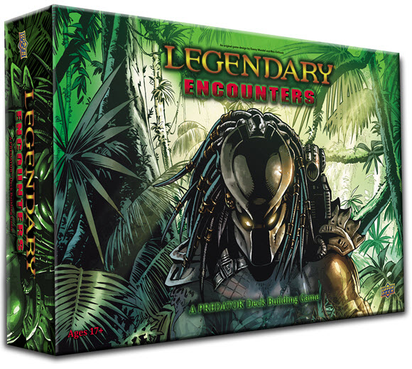 Legendary Encounters
