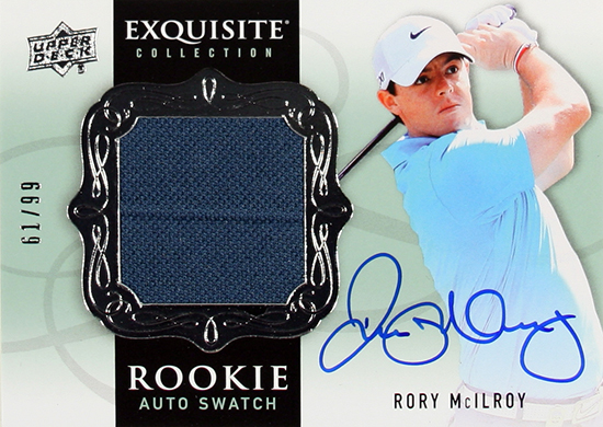 Roy McIlroy 2014 Exquisite