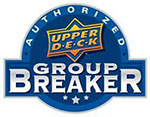 Upper Deck Authorized Group Breakers