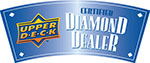 Upper Deck Certified Diamond Dealer Logo