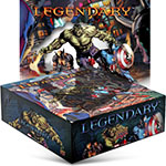Upper Deck Entertainment Marvel Legendary Avengers X-Men Box