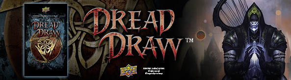 Dread Draw Game from Upper Deck | Buy Now!