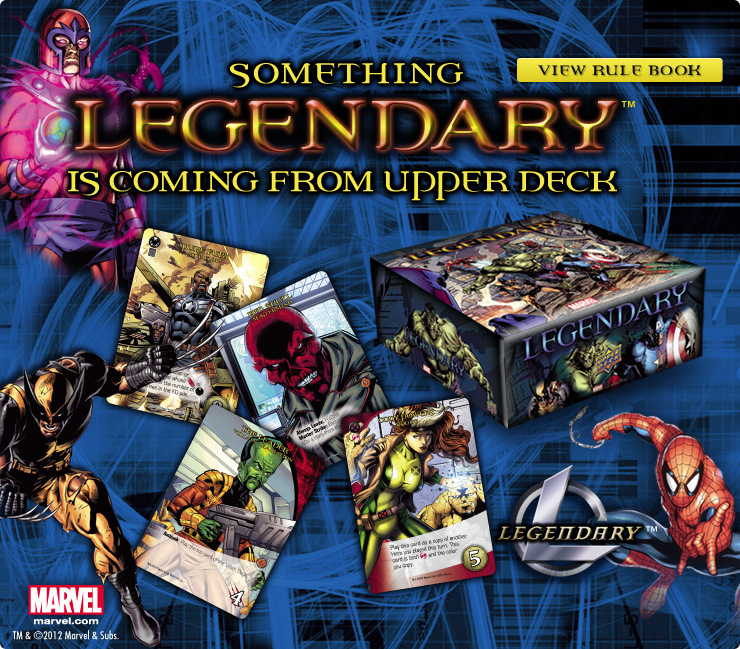 Home Products Entertainment Marvel Legendary
