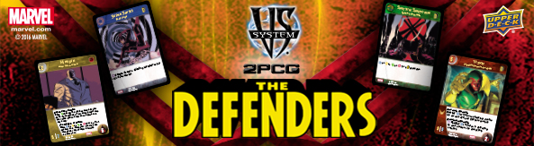 VS System®: The Defenders