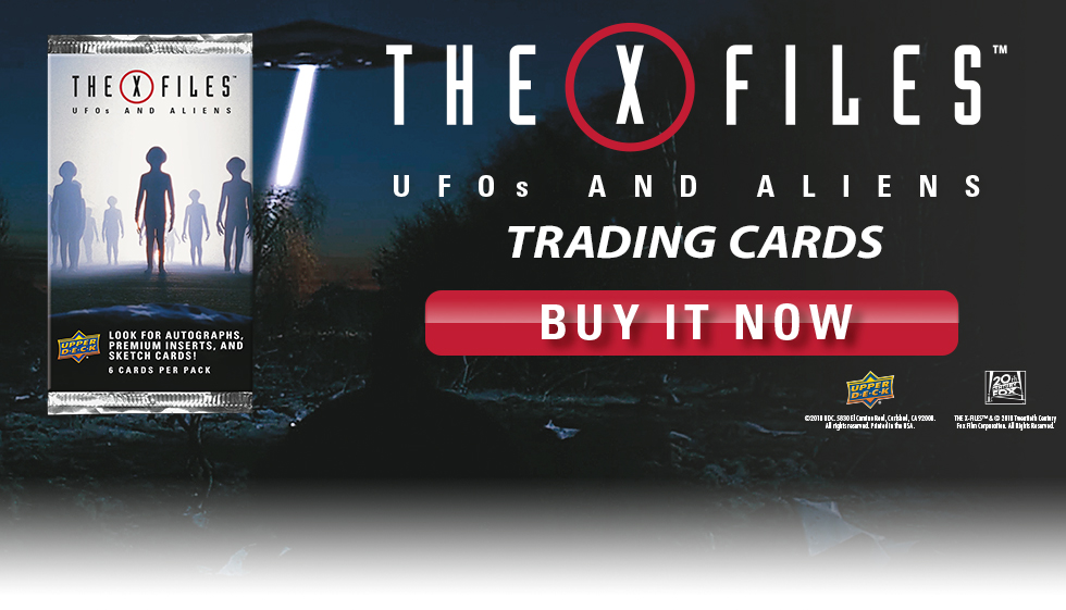 X-Files Trading Cards