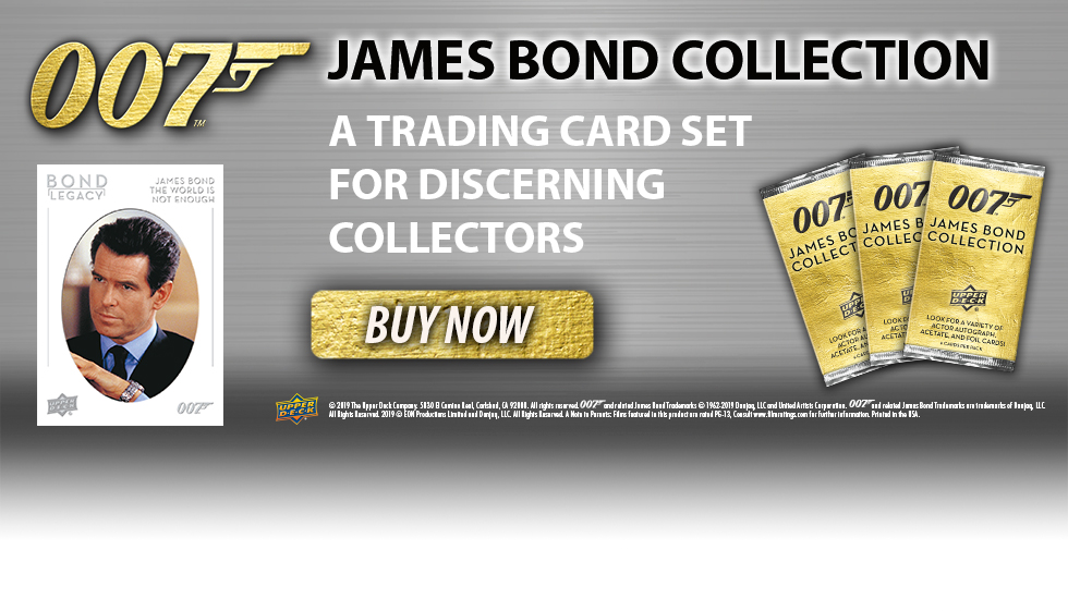 2019 James Bond Collection