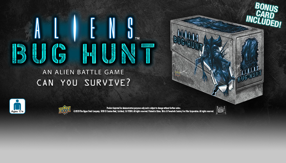 Alien Bug Hunt