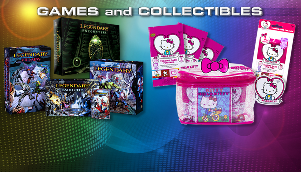 Games and Collectibles