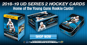 2018-19 Upper Deck Series 2 Hockey Cards now available!
