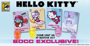 Hello Kitty SDCC