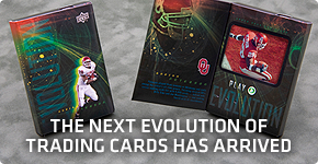 EVOLUTION Trading Cards
