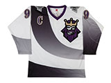Wayne Gretzky Autographed 1995-96 Los Angeles Kings Authentic Mitchell & Ness Jersey | Buy Now